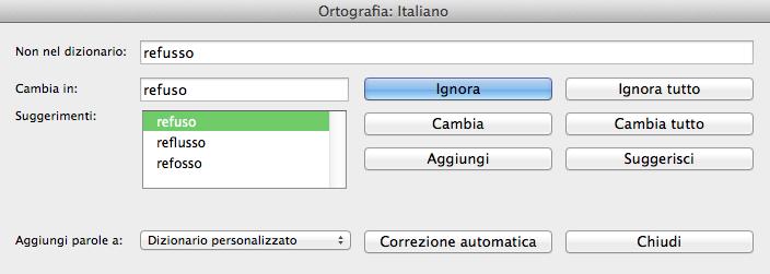 powerpoint-controllo-ortografia